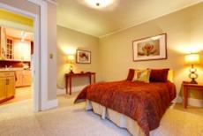 Vô cùng độc đáo với lối chơi màu để thiết kế nội thất phòng ngủ đẹp